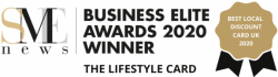THE-LIFESTYLE-CARD-BEST-LOCAL-DISCOUNT-CARD-UK-2020-Elite-Awards-e1601636441354