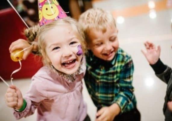 Best Kids Parties 1 Carousel