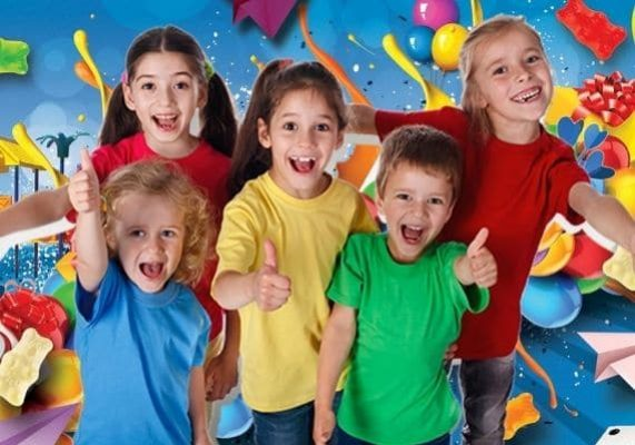Best Kids Parties 3 Carousel