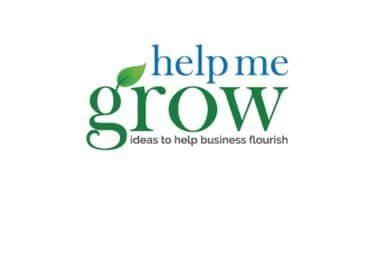 Help me grow logo