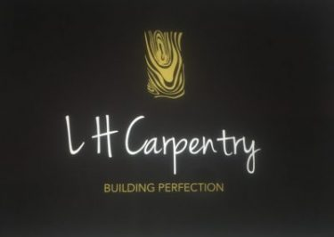 L.H Carpentry Logo