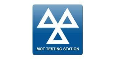 Portway MOT Centre logo
