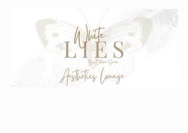 White Lies Aesthetics logo
