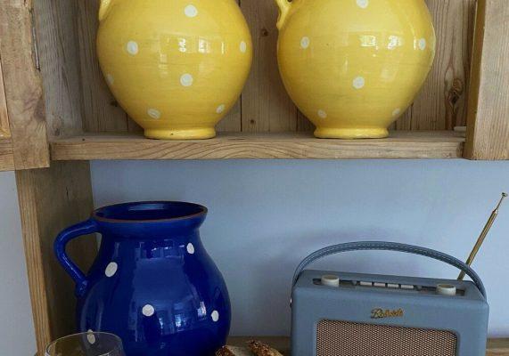 Stockbridge Pottery C5